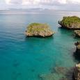 伊計島への道
